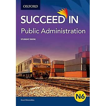 Public Administration - Student Book by Enock Mukwindidza - 9780190720
