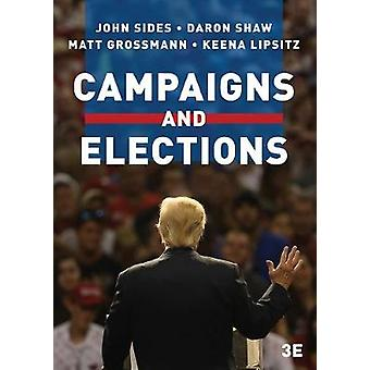 Campaigns and Elections by John Sides - 9780393640533 Book