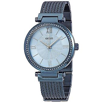 Guess W0638L3 Stainless Steel Casual Ladies Watch