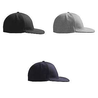 ID Modern Baseball Cap With Flat Shade