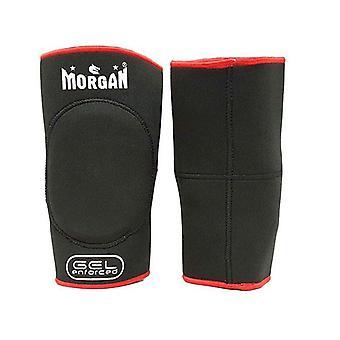 Morgan Gel Enforced Neoprene Knee Guard Senior Pair