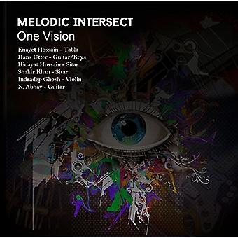 Melodic Intersect - One Vision [CD] USA import