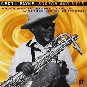 Cecil Payne - Scotch & Milk [CD] USA import