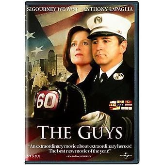Guys [DVD] USA import