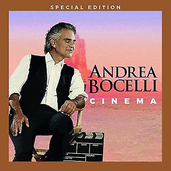 Andrea Bocelli - Cinema Special Ed(Dl [CD] USA import
