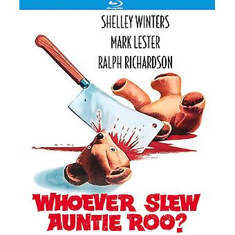 Whoever Slew Auntie Roo (1971) [Blu-ray] USA import