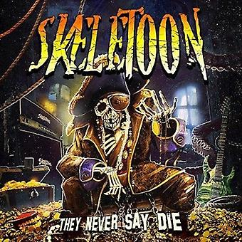 They Never Say Die [CD] USA import