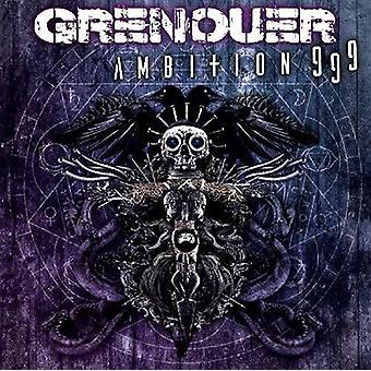 Ambition 999 [CD] USA import