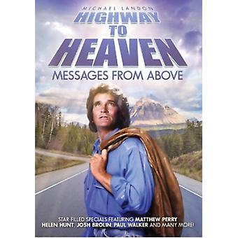 Highway to Heaven / Messages From Above / 2 Part [DVD] USA import