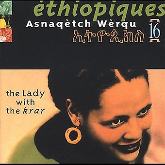 Asnaqetch Werqu - Asnaqetch Werqu: Vol. 16-Ethiopiques [CD] USA import