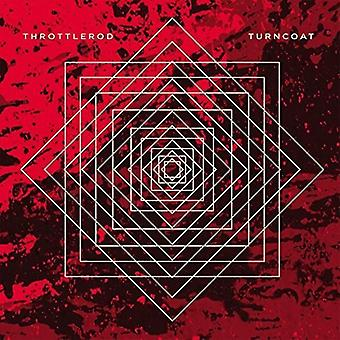 Throttlerod - Turncoat [CD] USA import