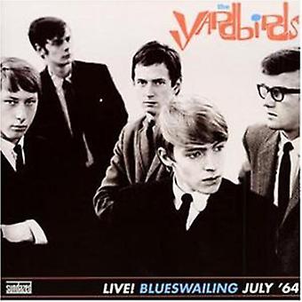 Yardbirds - Blueswailing- Live 1964 [Vinyl] USA import