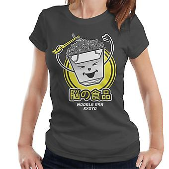 The Ramen Clothing Company Brain Food Noodle Bar Kyoto Women's T-Shirt