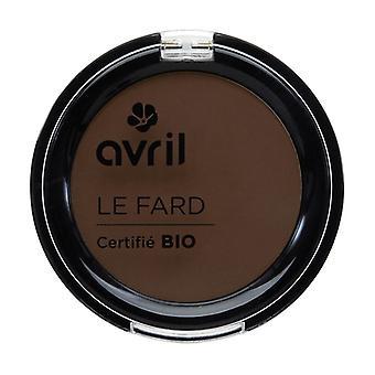 Jord øyenskygge - sertifisert organisk 2,5 g pulver