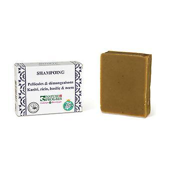 Solid anti-dandruff shampoo 100 g