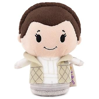 Hallmark Itty Bittys Star Wars Princess Leia Organa In Hoth Outfit Us Edition