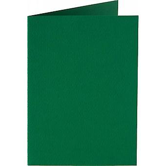 Papicolor 6X Double Card A6 105x148 mm Darkgreen