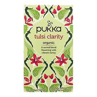 Pukka Organické Tulsi Clarity bylinný čaj