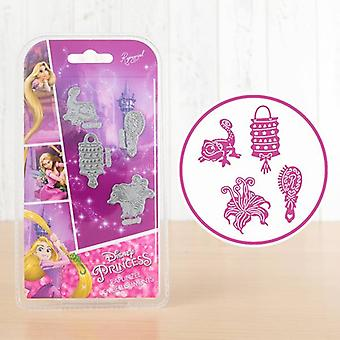 Disney Cutting Dies - Rapunzel Embellishments