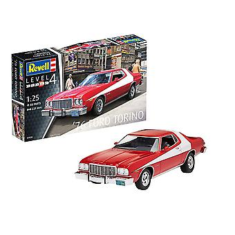 Revell 67038 1:25 76 Ford Torino Plastic Model Kit