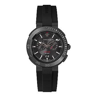 Versace VECN00219 V-Extreme Pro Relógio Masculino Dualtimer