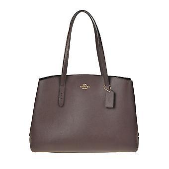 Coach Ezgl005025 Femmes-apos;s Purple Leather Tote