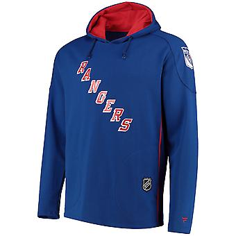 Ikoniska Franchise Long Hoody - NHL New York Rangers