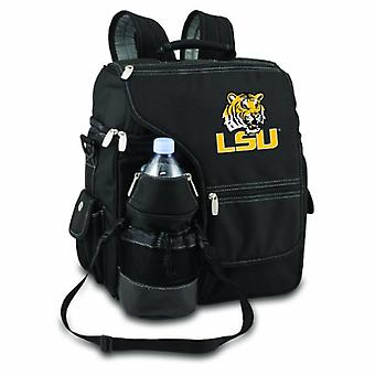 Turismo - Black (Lsu Tigers) Digital Print Backpack