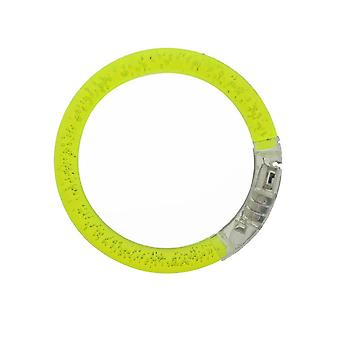 Led Bubble Flashing Bracelet,  Light Up Acrylic Luminous Ring