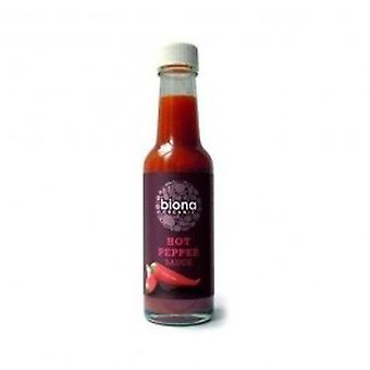 Biona - Organic Hot Pepper Sauce