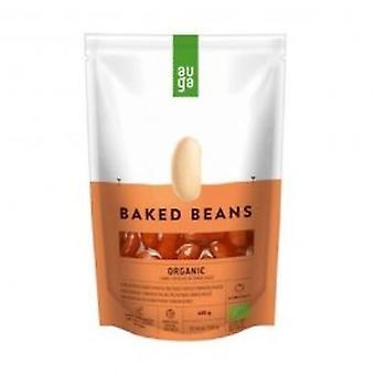 Auga - Organic White Beans in Tomato Sauce 400g