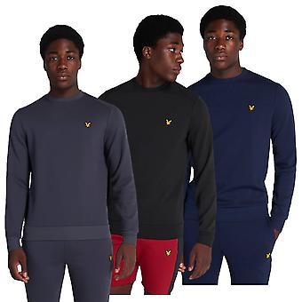 Lyle & Scott Miesten Miehistö Kaula Kosteus Wicking Stretch Fleece Golf Villapaita