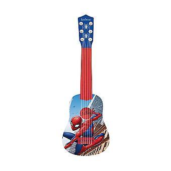 Marvel Spider-Man Peter Parker My First Guitar Blue/Red (Model No. K200SP)