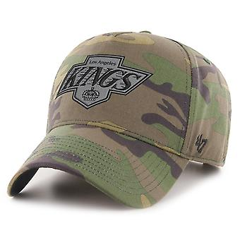 47 Merke Justerbar Cap - GROVE Los Angeles Kings tre camo