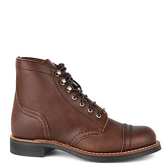 Red Wing Women's 3365 Iron Ranger Boots Amber Harness