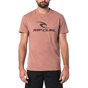 Rip Curl The Surfing Company Short Sleeve T-Shirt en champignon