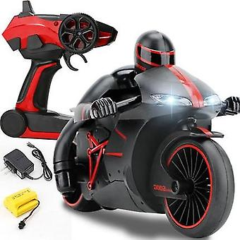 2.4g Mini Fashion Rc Motorcycle With Cool Light And High Speed -remote Control