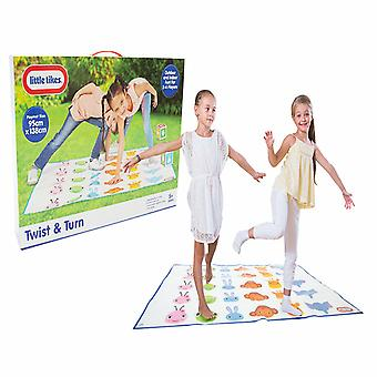 Little Tikes Kids Fun Play Actividad En interiores y al aire libre Juegos Set, Twist and Turn