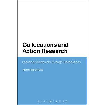 Collocations en Action Research: Het leren van woordenschat door collocations