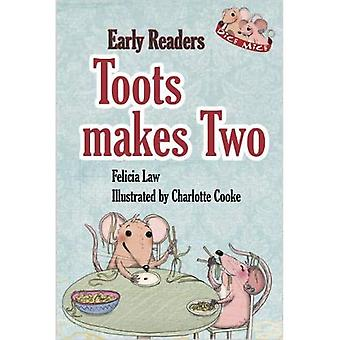 Toots makes Two (Dice Mice� Readers)