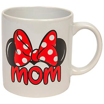 "Disney Minnie Mouse ""Mom"" 20oz Mug"