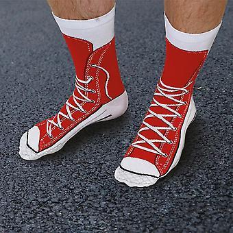Ginger fox - sneaker socks