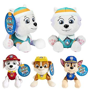 Paw Patrol Ryder Everest Tracker Cartoon Animal Stuffed Plush Toys