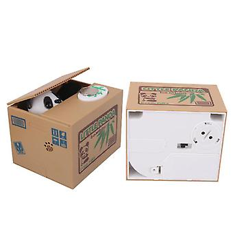 Panda Design Money Banking Box Toy