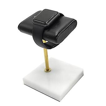 Marble Watch Bracelet Bracelet Display Stand Pu Leather Jewelry / Watch Stand