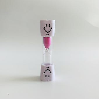 Tooth Brush, Sandglass, Hourglass, Sand Timer Clock, Kids Smile Face Timer