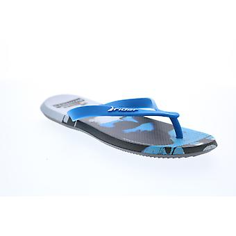 Rider Adult Mens R1 Blockbuster The Blues Brothers Flip-Flops Sandals