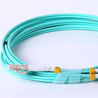 Fiber Patch Cable, Ampcom Gigabit Fiber Optic Cables With Lc Multimode Duplex