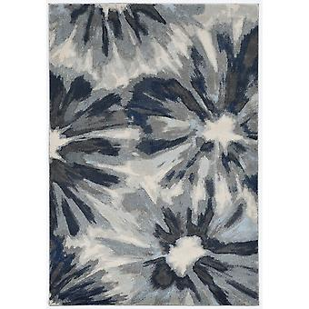 "STE 6265 7'10""X 10'10"" / Ivory Blue rug"