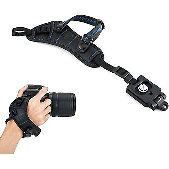 JJC Hand Grip Hand Strap for DSLR Camera (with Arca Type Plate)